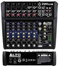 Mixer ALTO mod. ZEPHIR ZMX122FX    8 canali (4 mono + 2 stereo)