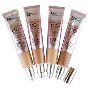 it Cosmetics Your Skin But Better CC+ Illumination SPF 50+, 2.53oz DIRTY PUMP