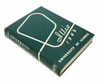 1948 University of Illinois Yearbook: Illio (Hugh Hefner)