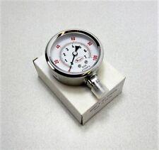 "Dwyer SGZ-D10522N 0-100 PSI 2 1/2"" Face Pressure Gauge 1/4"" NPT New"
