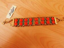 Lucky Brand Stone and Spike Link Bracelet MSRP $49