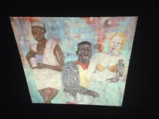 Leon Golub: 35mm Modern American Art Slide
