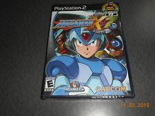 Mega Man X7 (Sony PlayStation 2, 2003) new & sealed