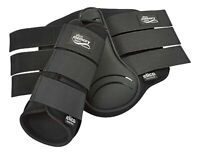 Elico Lightweight Memory Foam Lined Brushing Boots Tough Strike Pads P C F XF