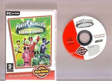 POWER RANGERS TIME FORCE. ARCADE ACTION GAME FOR THE PC!!