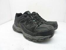 SKECHERS WORK Men's Steel Toe Composite Plate Work Athletic Shoes Black 9M