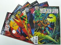 DC-Helix THE BLACK LAMB (1996) #1 2 3 4 5 6 Complete VF/NM Ships FREE!