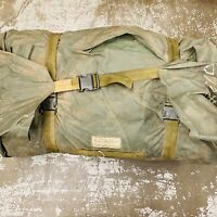 Crew Five Soldier Tent Military Surplus Diamond Brand Canvas Product Camping