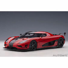 Koenigsegg Agera RS in Red 1 18 Scale by Autoart