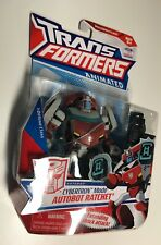 TRANSFORMERS ANIMATED RATCHET CYBERTRON MODE BY HASBRO