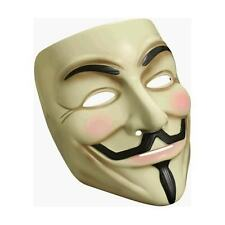 V FOR VENDETTA OFFICIALLY LICENSED GUY FAWKES OCCUPY COSTUME MASK