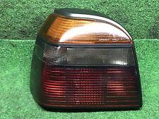 VW Golf 3 + Cabrio Rücklicht Links Schwarz Hella 16V, VR6, GTI Original VW
