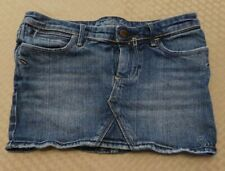 Girls SIZE 10 ~ Abercrombie  ~ Mini Jean Skirt