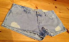 Topshop Hot Pants Ultra Low Shorts for Women