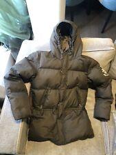 Ralph Lauren Brown Puffer Down Jacket 14-16 XL