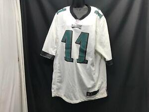 Philadelphia Eagles Jersey Dirty Size XL Wentz #11