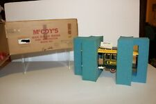 MINT McCoy Standard Gauge SAN FRANCISCO MUNICIPAL RAILWAY CABLE CAR- RUNS,LIGHTS