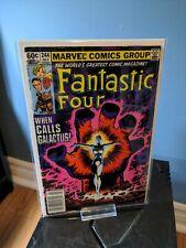 Fantastic Four #244 Newsstand • KEY 1st Appearance Of Frankie Raye as Nova! Pics