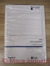 Rexroth Indramat DOK-DIAX03-DKR Project Planning Manual 08.96 Ver (Pack of 3)