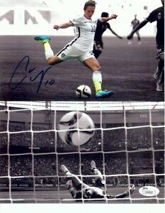 Carli Lloyd Signed Autographed 8X10 Photo Soccer Star Team USA JSA COA