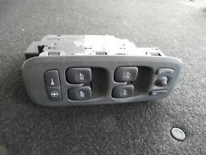 VOLVO S70/V70/C70 POWER WINDOW SWITCH V70 (YV1SW...), RH FRONT (MASTER SWITCH),