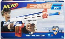 Nerf N-Strike Elite Retaliator Blaster with 12 Elite Bullets