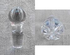 Kristall-Karaffen im Art Déco-Stil