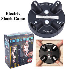 Electric Shock Shocking Roulette Shot Lightning Reaction Party Drinking Game Fun