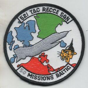 German Air Force 521 Tac Recce Sqn , F-4 Phantom, 50 Missions Baltic