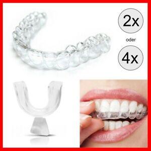 Zahnschutz gegen Zähneknirschen & Schnarchen, Knirscherschiene, Beißschiene