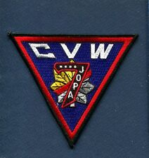 CVW-7 JOPA CARRIER AIR WING CAG SEVEN US NAVY Aircraft Carrier Squadron Patch