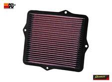 K & N filtros de aire deportivos 33-2047 para Honda Civic, CRX, 1,4l - 1,6l año de fabricación 1991 - 2001