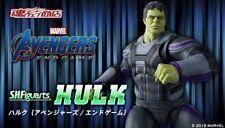 BANDAI Premium S.H.Figuarts Hulk (Avengers: Endgame) Action Figure Marvel