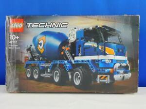 LEGO 42112 Technic Betonmischer-LKW Bauset Spielzeugfahrzeug