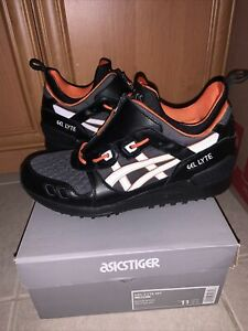 Asics Gel Lyte MT Size 11 Black White Casual Sneakers 1191A143 001