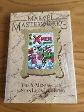 MARVEL MASTERWORKS BOOK THE X-MEN NOS #1-#10 GOLD FOIL. STAN LEE JACK KIRBY