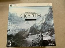 Elder Scrolls V Skyrim PC Collector's Edition *Brand New*