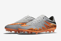 Nike Hypervenom Phinish FG Men's Football Boots Firm Ground Grey Sizes 6-11 £165