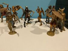 Schleich Mixed Knights,ninjas And More.