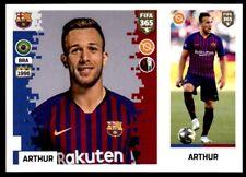 Panini FIFA 365 2019 - Arthur FC Barcelona - No. 90