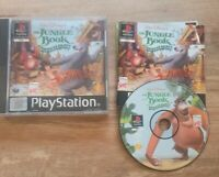 Disney's The Jungle Book Groove Party - PAL - Sony Playstation 1 / PS1 Game
