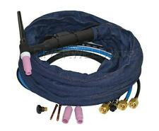 WP18-12 TIG Welding Torch Complete 12-Foot 3.8-Meter Water Cooled 350Amp
