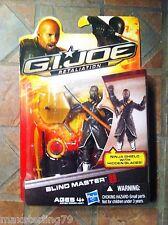 GI JOE Retaliation BLIND MASTER 2013 Pursuit Renegades 25th 30th Rise of Cobra