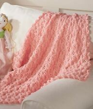 Knitting Pattern Baby Blanket Circular Knitting