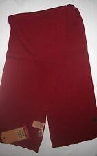 Original U.S.POLO ASSN. Schal, breit  71364 - 255 rot ,  100% Baumwolle,  80 cm