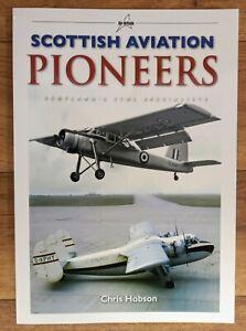 Scottish Aviation Pioneers: Scotlands STOL Specialists Air-Britain Softback book