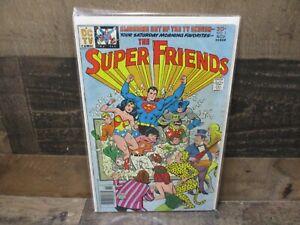 DC TV comic super friends comic book number 1 Nov good shape