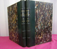 "Victor Hugo. Les Misérables. "" Cosette"" 2/2 vols. 1862"