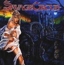 SAVAGE CIRCUS - DREAMLAND MANOR NEW CD
