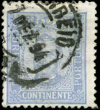 Portugal Scott #72 Used